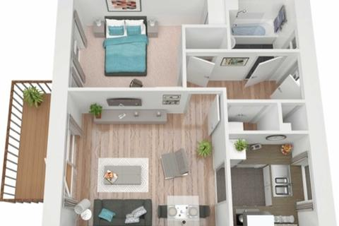 1 bedroom flat to rent - Mizzen Street, Barking