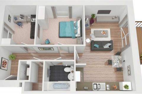 2 bedroom flat to rent - Mizzen Street, Barking