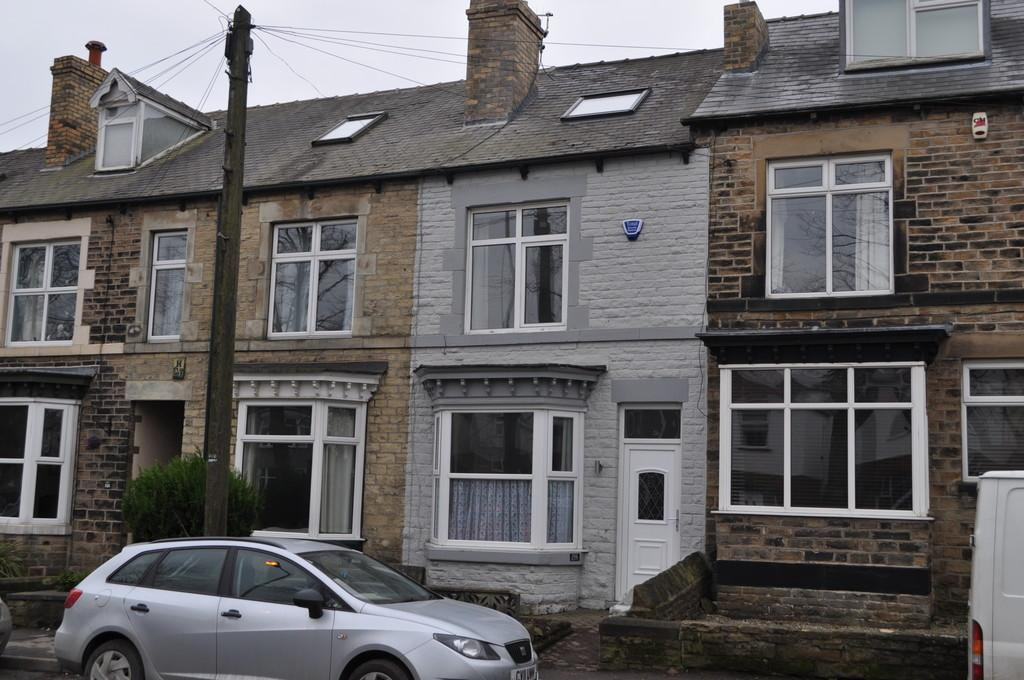3 Bedrooms Terraced House for rent in Manchester Road