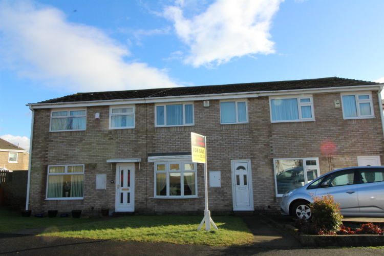 3 Bedrooms Terraced House for sale in 3 Trefoil Road, Tanfield Lea, Stanley DH9