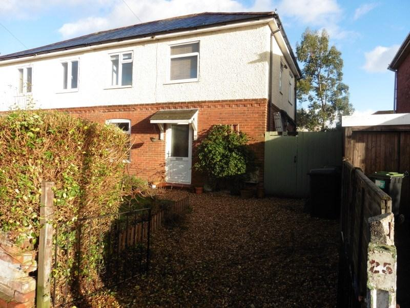 3 Bedrooms Semi Detached House for sale in Shirley Road, Bournemouth