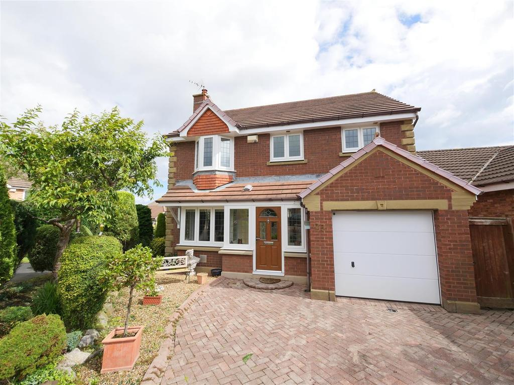 4 Bedrooms Detached House for sale in Heathfield, Tunstall, Sunderland