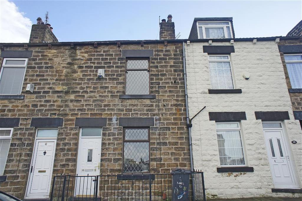 3 Bedrooms Terraced House for sale in Agnes Road, Barnsley, S70