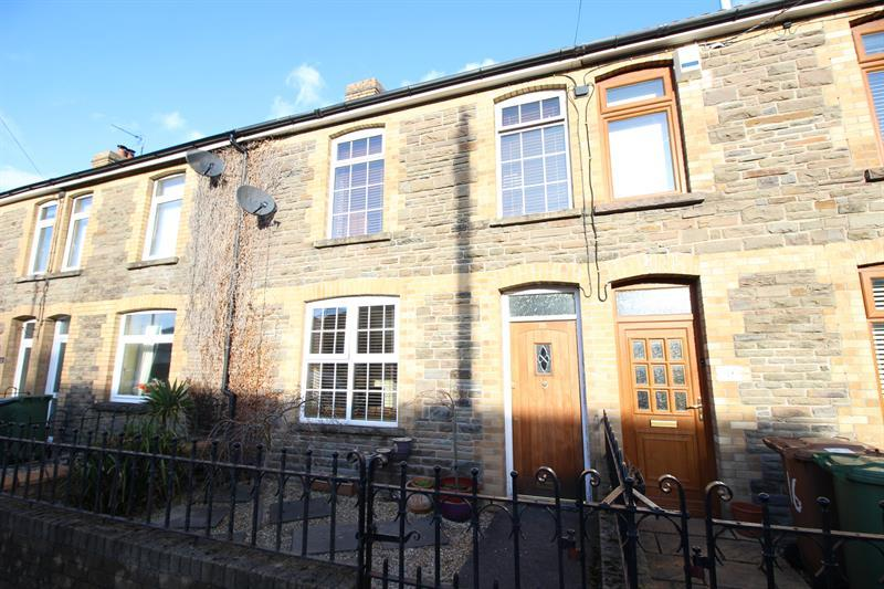 3 Bedrooms Terraced House for sale in Pandy Road, Bedwas, Caerphilly
