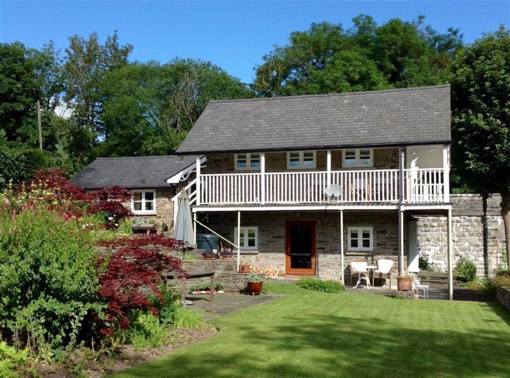 4 Bedrooms Cottage House for sale in Llyswen, Llyswen, Brecon, Powys