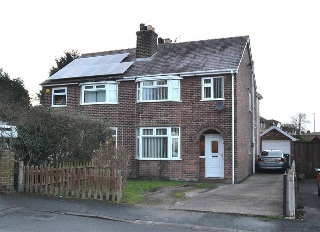 4 Bedrooms Semi Detached House for sale in Rossmore Gardens, Little Sutton, CH66