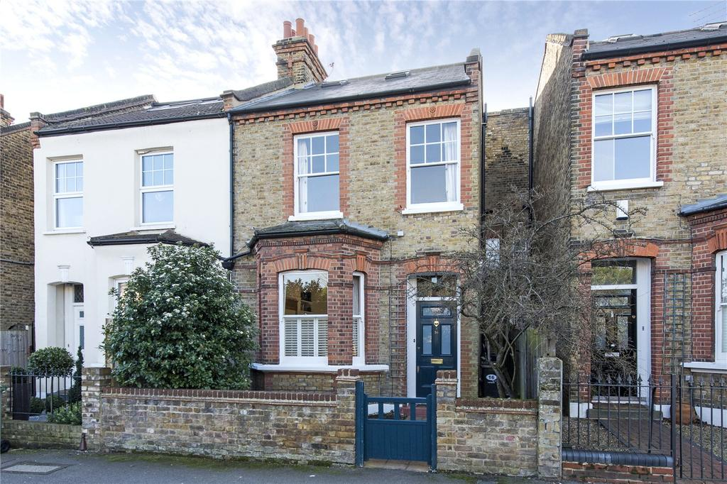 4 Bedrooms Terraced House for sale in Tritton Road, West Dulwich, London, SE21