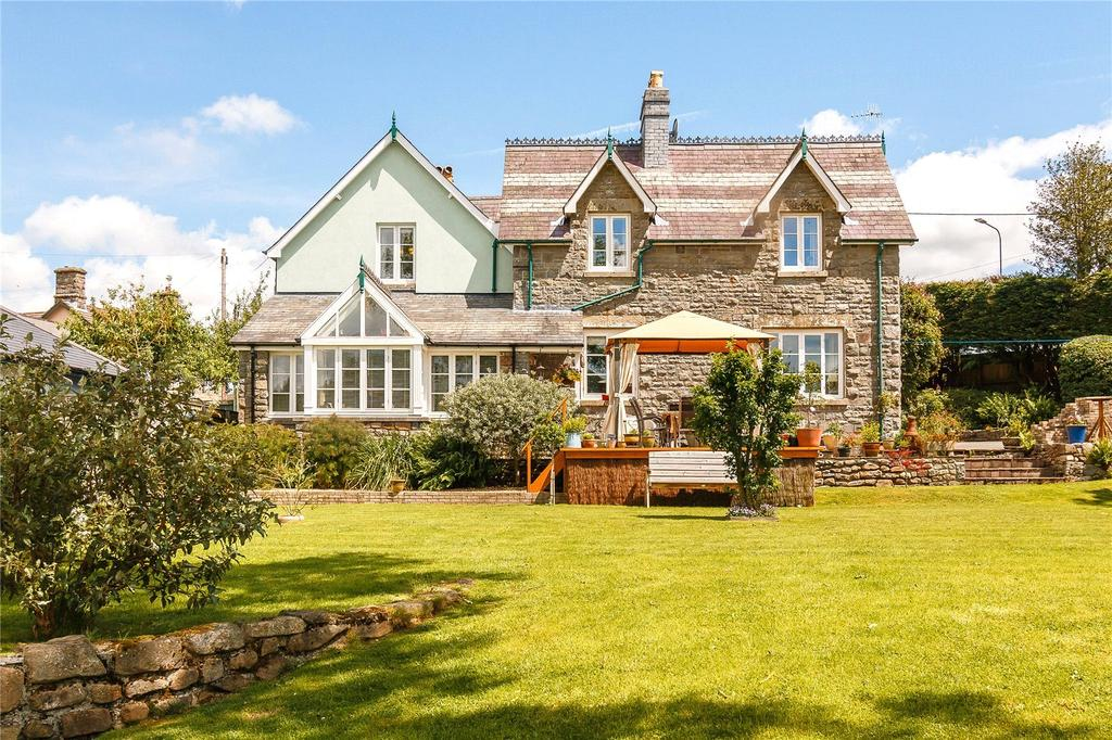 5 Bedrooms Detached House for sale in Newbridge-on-Wye, Llandrindod Wells, Powys