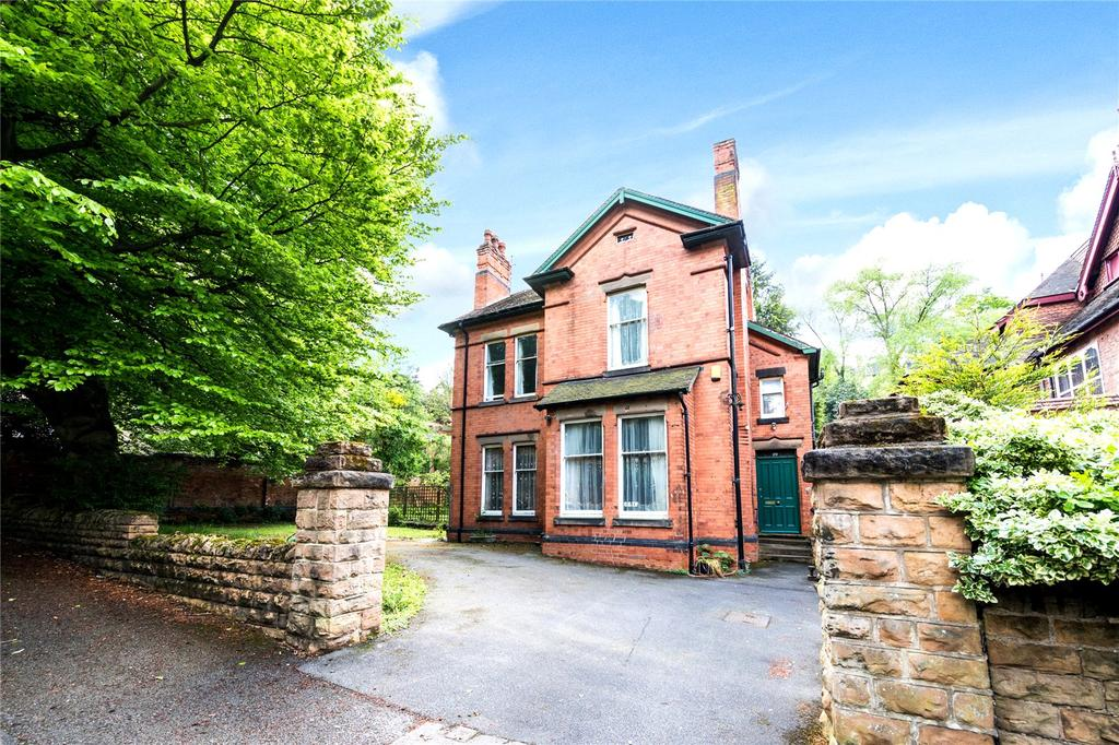 6 Bedrooms Detached House for sale in Redcliffe Road, Mapperley Park, Nottingham, NG3