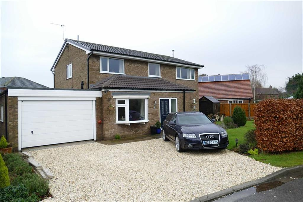 4 Bedrooms Detached House for sale in Church View, Holme On Spalding Moor