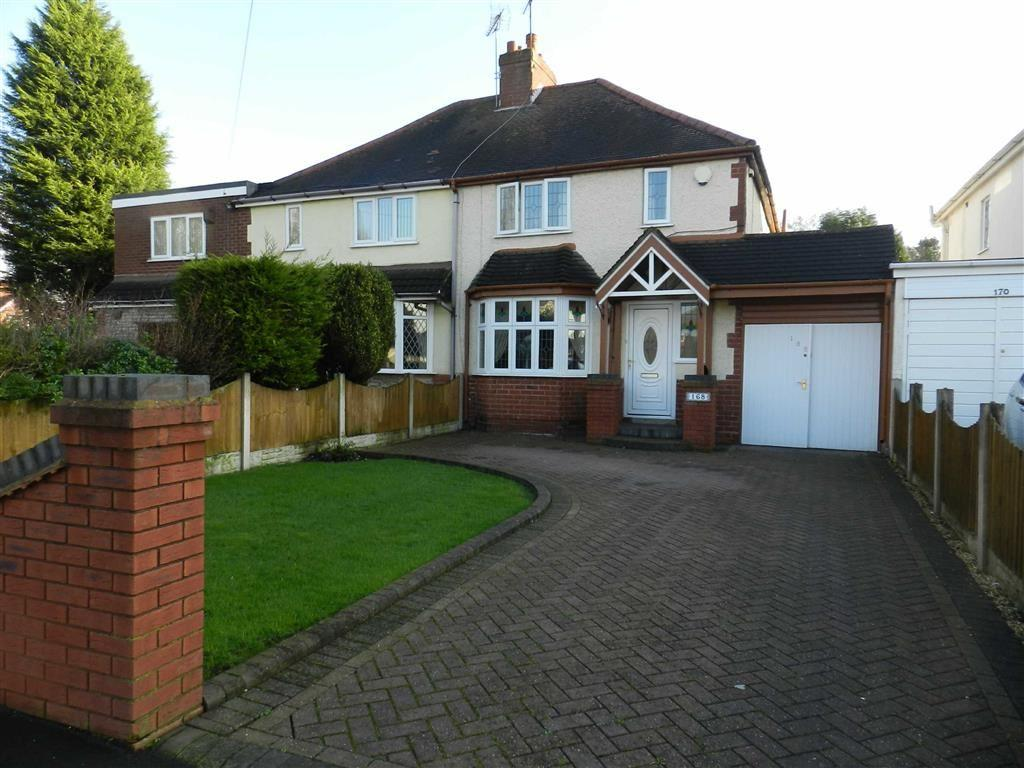 2 Bedrooms Semi Detached House for sale in Wolverhampton Road, Pelsall, Walsall