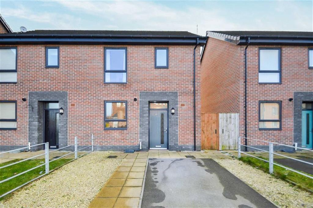 2 Bedrooms Semi Detached House for sale in Ringrose Street, Hawthorn Avenue, Hull, HU3