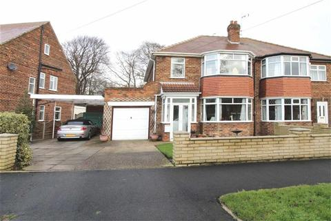 3 bedroom semi-detached house for sale - Dene Road, Cottingham