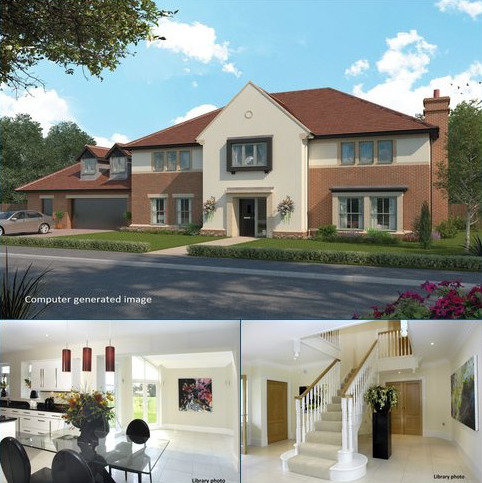 5 bedroom detached house for sale - St. Mary Park, Stannington, Morpeth, Northumberland
