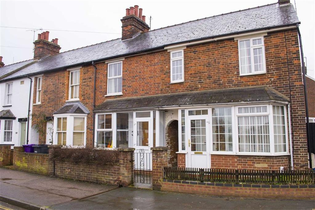 2 Bedrooms Terraced House for sale in Highbury Road, Hitchin, SG4