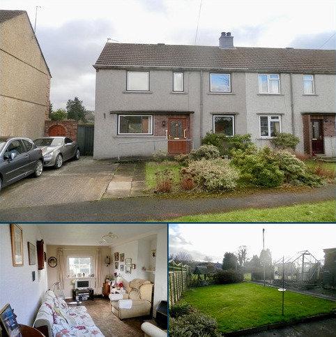 3 bedroom semi-detached house for sale - Maesglas , Llandovery, Carmarthenshire.