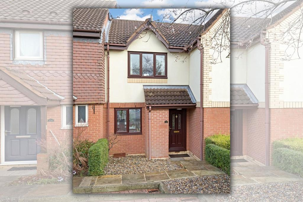 2 Bedrooms Terraced House for sale in Blair Park, Knaresborough