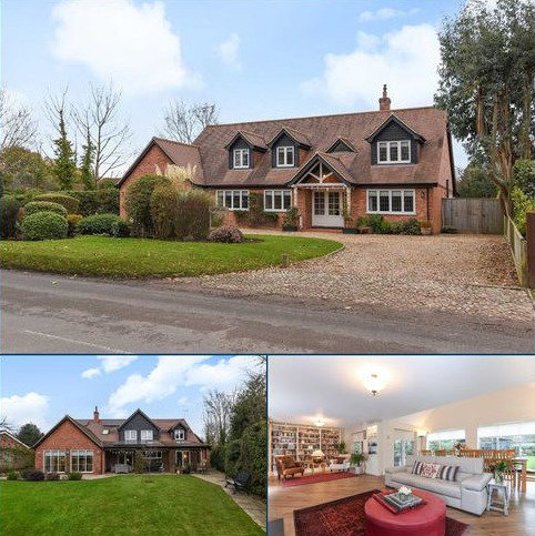 5 bedroom detached house for sale - Horsepond Road, Gallowstree Common, Reading