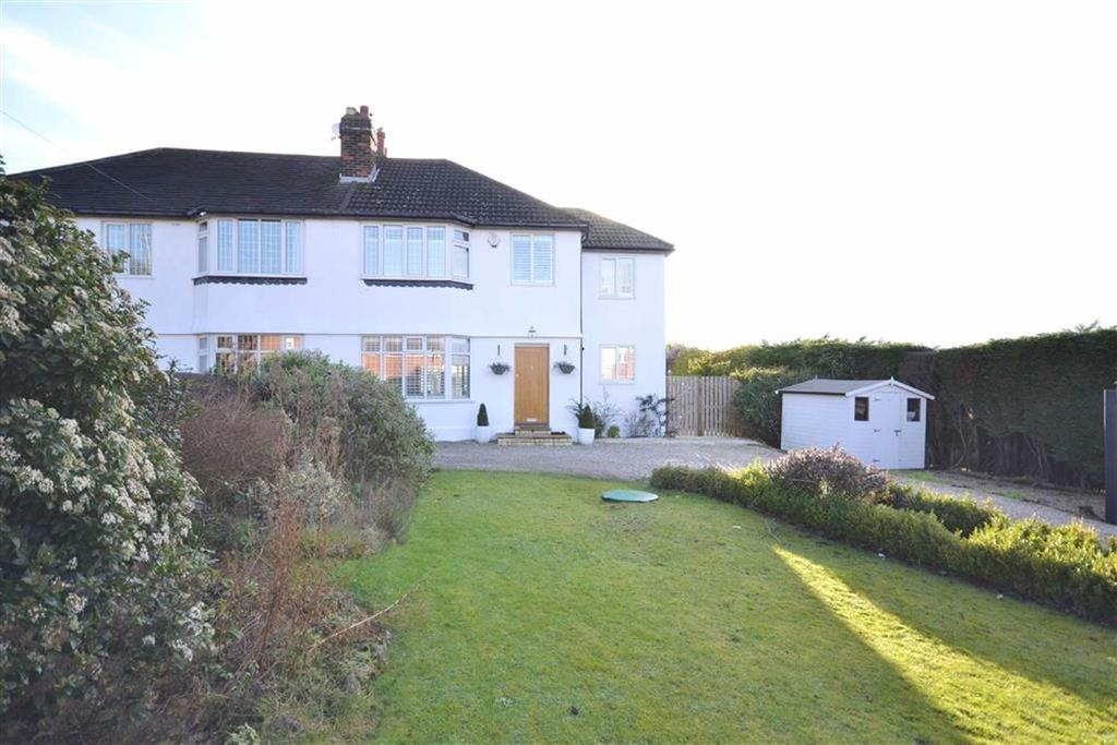 4 Bedrooms Semi Detached House for sale in Selby Road, Garforth, LS25