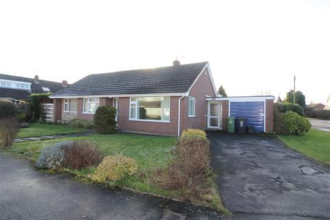 3 bedroom detached bungalow for sale - Bowens Field, Wem