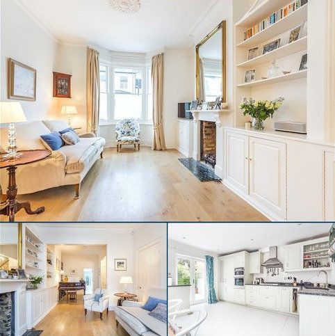 4 bedroom terraced house for sale - Epple Road, London, SW6