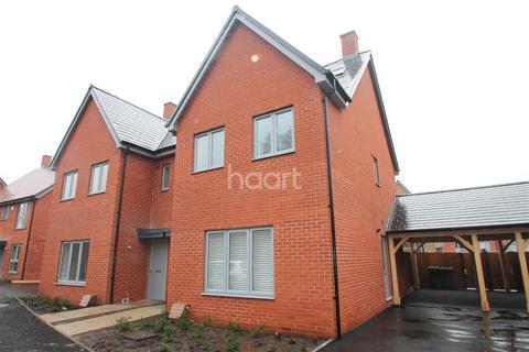 4 bedroom semi-detached house to rent - John Amoor Lane TN23 3SY
