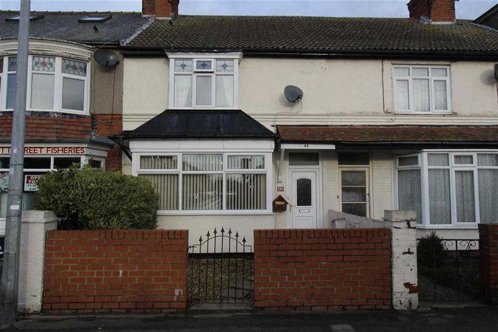 3 Bedrooms Terraced House for sale in Brett Street, Bridlington, East Yorkshire, YO16