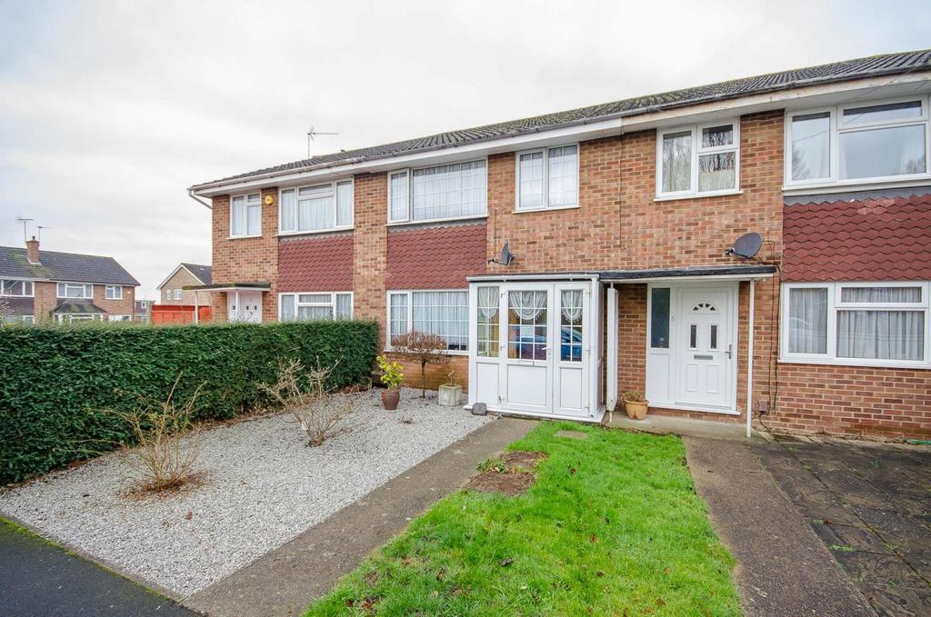 3 Bedrooms Terraced House for sale in Ashurst Road, Maidstone, Kent