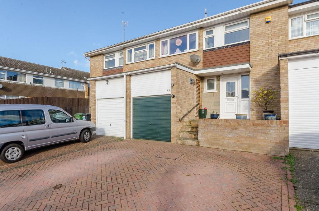 3 Bedrooms Terraced House for sale in Merton Road, Maidstone, Kent