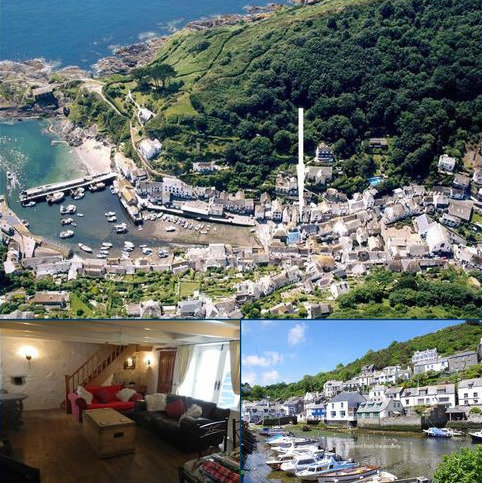 2 bedroom semi-detached house for sale - Lansallos Street, Looe, Cornwall, PL13