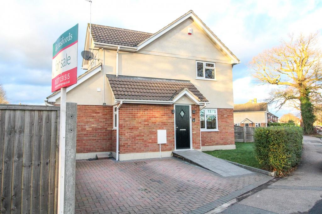 2 Bedrooms End Of Terrace House for sale in Pondfield Lane, Brentwood, Essex, CM13