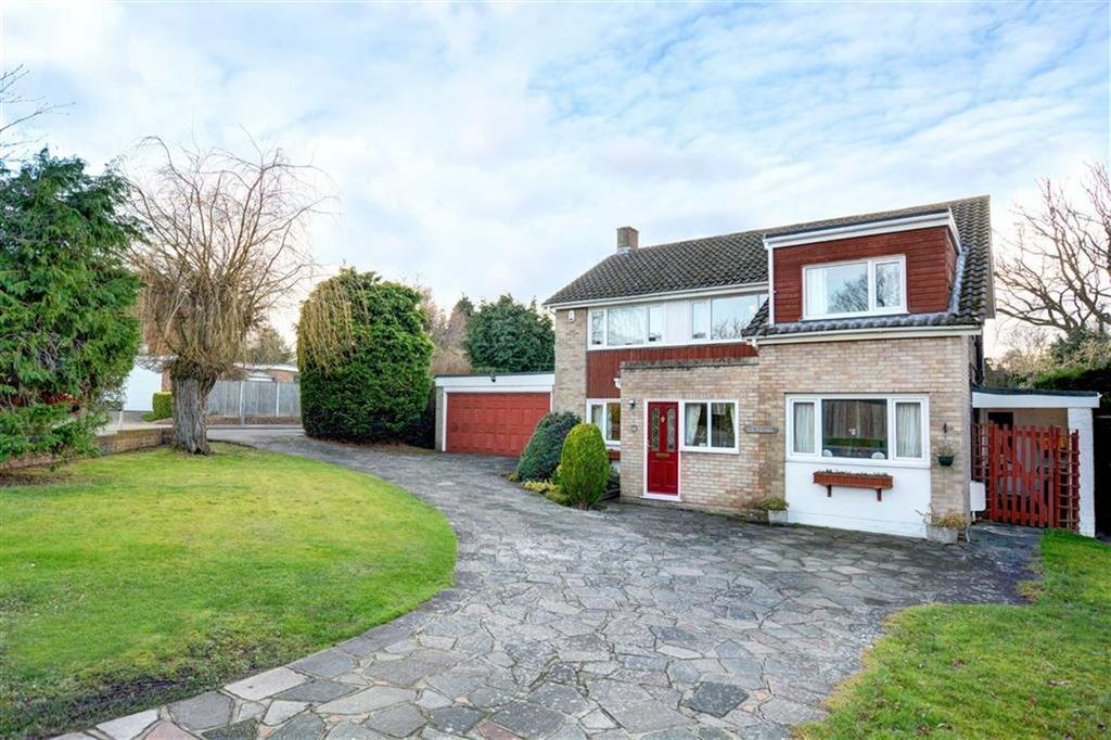 4 Bedrooms Detached House for sale in Drayton Avenue, Orpington, Kent