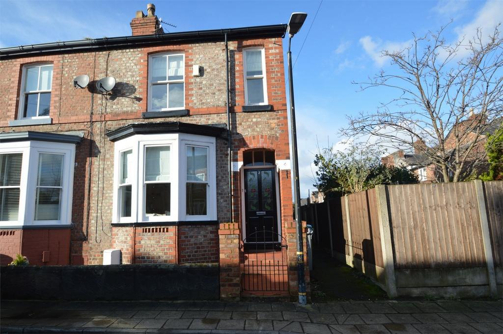 3 Bedrooms End Of Terrace House for sale in Arnside Grove, SALE, Cheshire