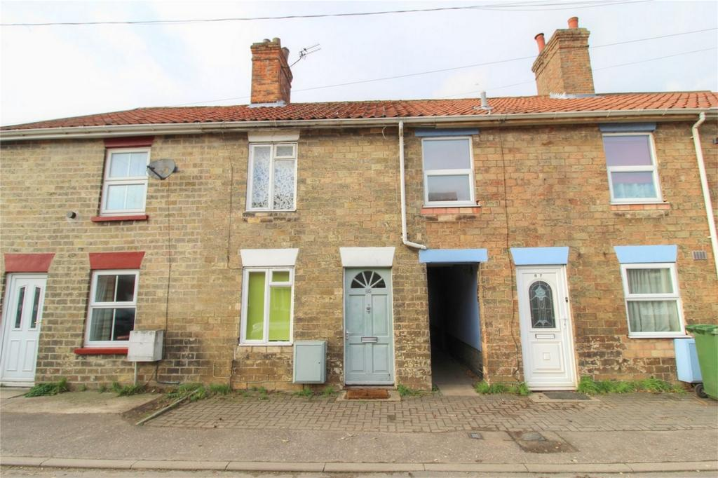 3 Bedrooms Cottage House for sale in New North Road NR17 2BG, ATTLEBOROUGH, Norfolk
