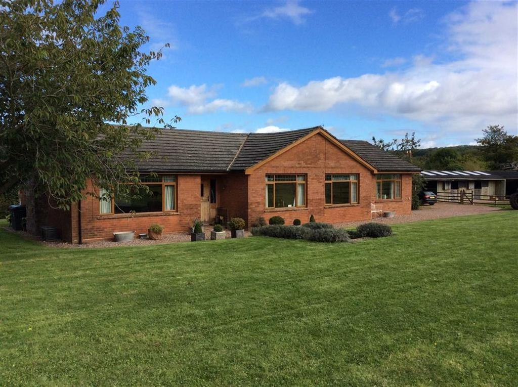 4 Bedrooms Bungalow for sale in Wellisford, Wellisford, Wellington, Somerset, TA21