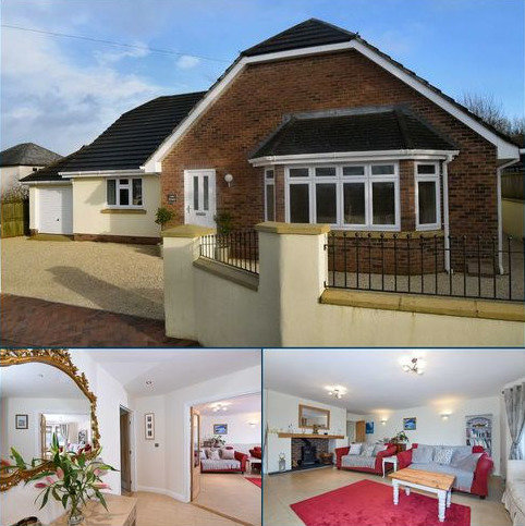 4 bedroom detached house for sale - Orchard Way, Honiton, Devon, EX14