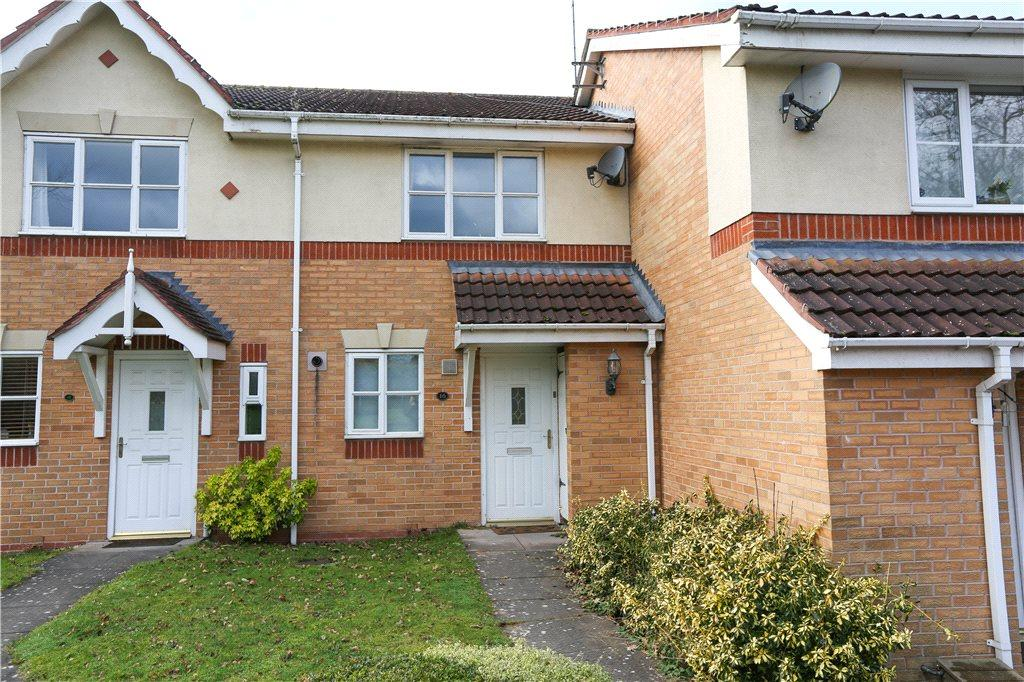 2 Bedrooms Terraced House for sale in Belvoir Road, Bromsgrove, B60