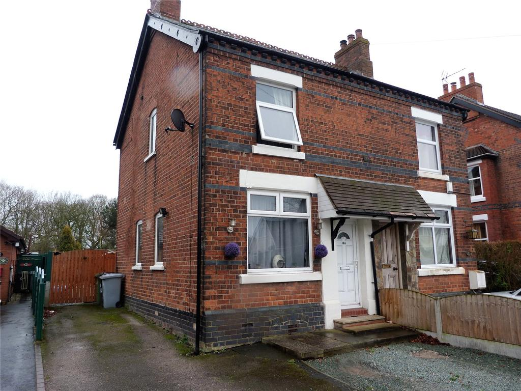 2 Bedrooms Semi Detached House for sale in Hungerford Road, Crewe, Cheshire, CW1