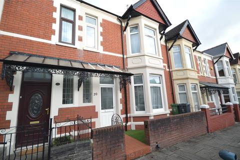 3 bedroom terraced house to rent - Cosmeston Street, Cathays, Cardiff, CF24