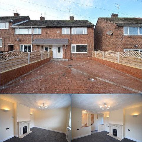 3 bedroom end of terrace house for sale - Fern Crescent, Seaham, Co Durham, SR7