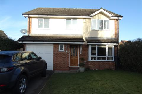4 bedroom detached house for sale - Chipstone Close, Hillield, Solihull, B91 3YS