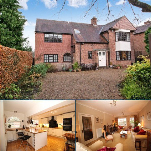 4 bedroom detached house for sale - Elvaston Road, Hexham