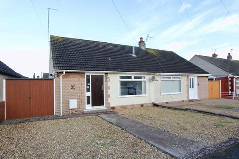 2 bedroom semi-detached bungalow for sale - Overton Avenue, Prestatyn