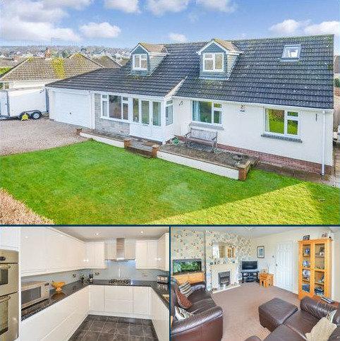 5 bedroom detached bungalow for sale - Meadowcroft Drive, Kingsteignton