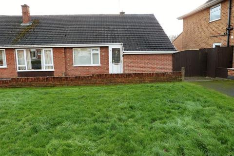 2 bedroom semi-detached bungalow for sale - Homestead Drive, Little Hill, Wigston, Leicestershire