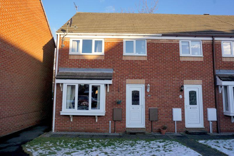 3 Bedrooms Terraced House for sale in Highfield Rise, Chester Le Street