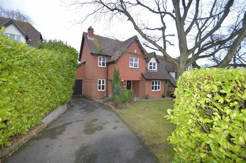 4 Bedrooms Detached House for sale in Sunny Road, Hockley, Essex