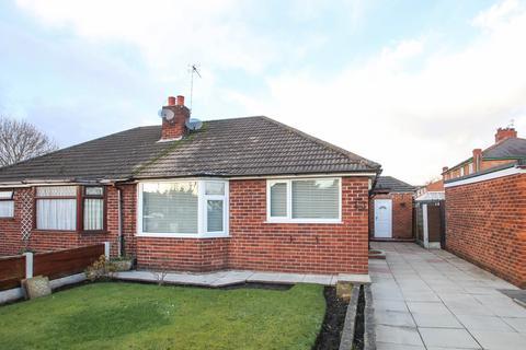 2 bedroom semi-detached bungalow for sale - Constance Road, Partington, Manchester, M31