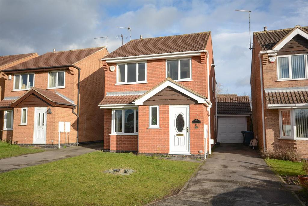3 Bedrooms Detached House for sale in Ringstead Close, West Bridgford, Nottingham