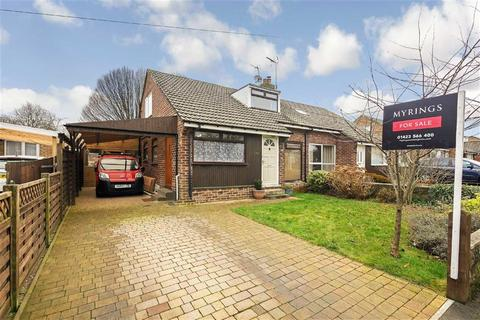 4 bedroom semi-detached bungalow for sale - Woodfield Road, Harrogate, North Yorkshire